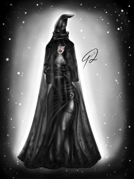 Noir Witch