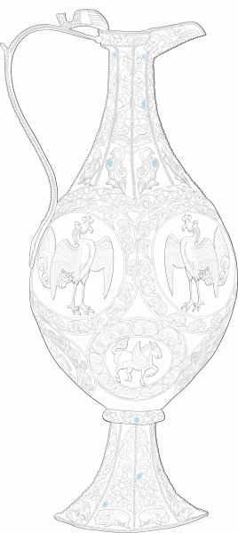 Ewer - digital illustration