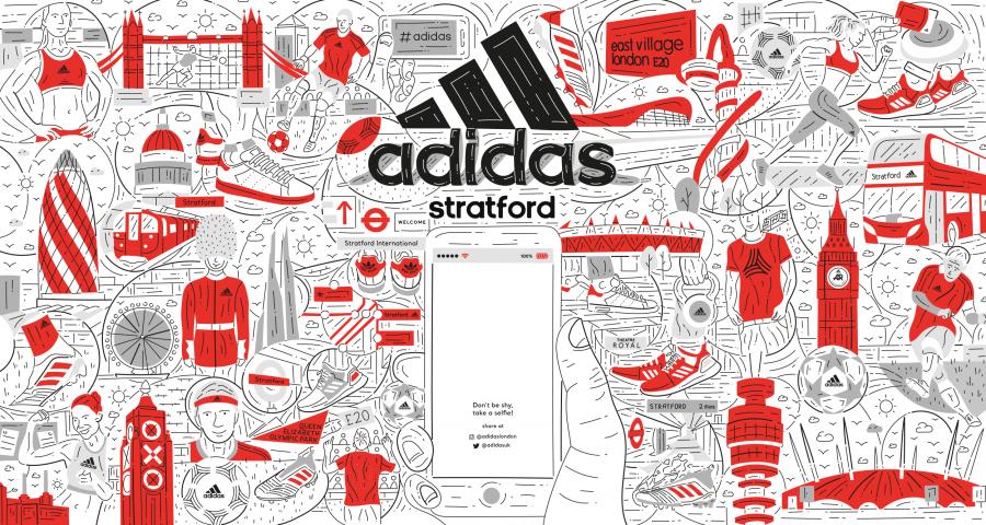 adidas Westfield Stratford City