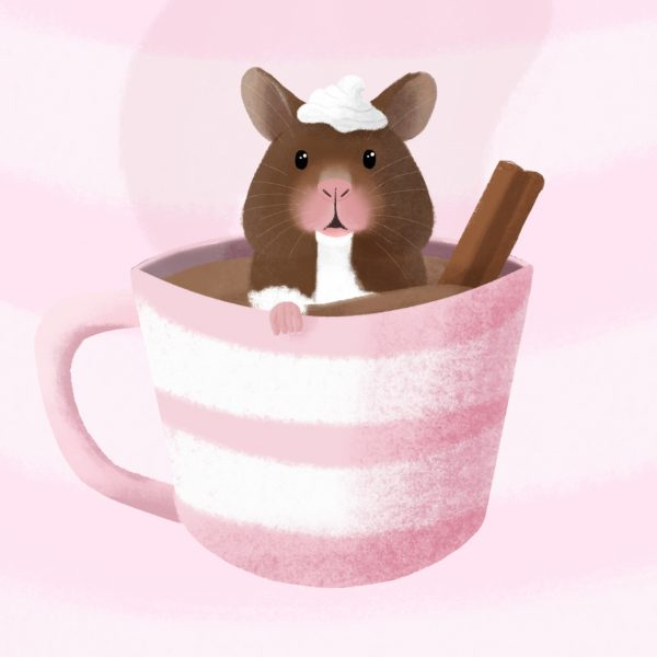 Cup of Hamster