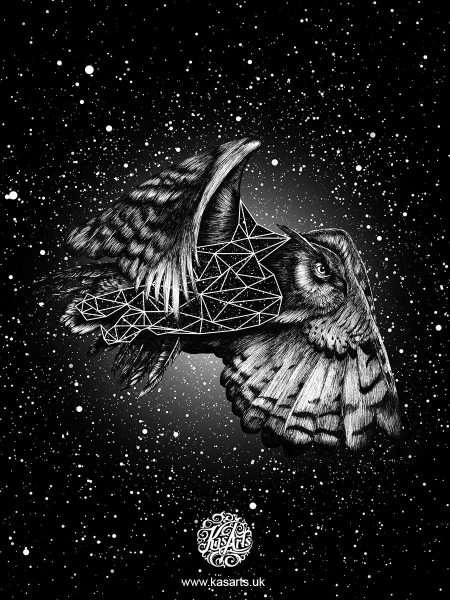 owl-geo-flight-series-black-kasarts