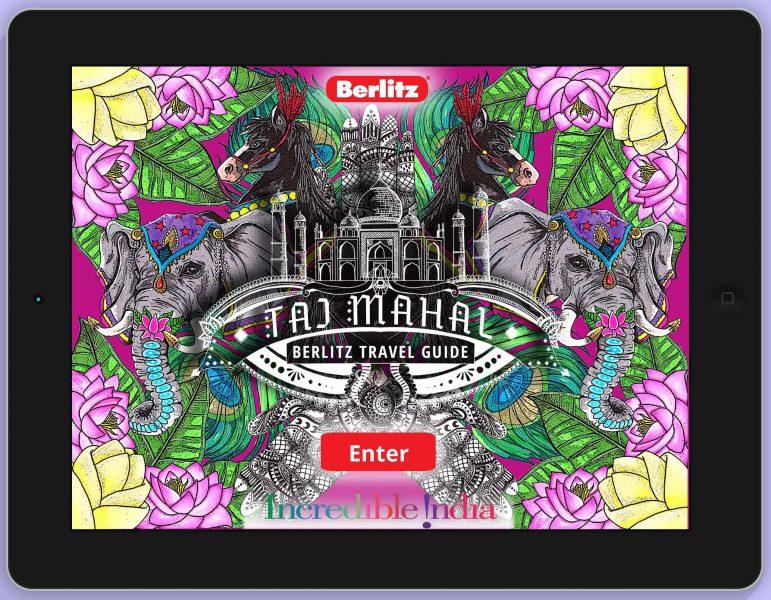 Berlitz Interactive Travel Guide - The Taj Mahal