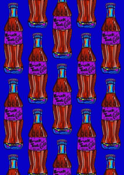 3rd Advert - 'Bruck Teet Cola' Wallpaper''''''