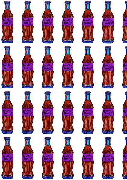 3rd Advert - 'Bruck Teet Cola' Wallpaper second'