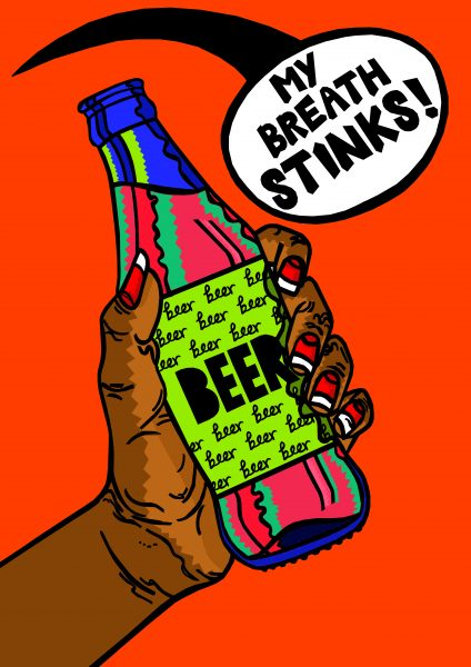 Beer Breathe - Heavy Drinking Final