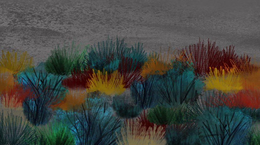 Flora & Fauna - Sarah Harrison