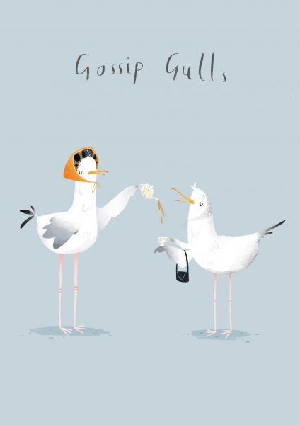 Gossip Gulls