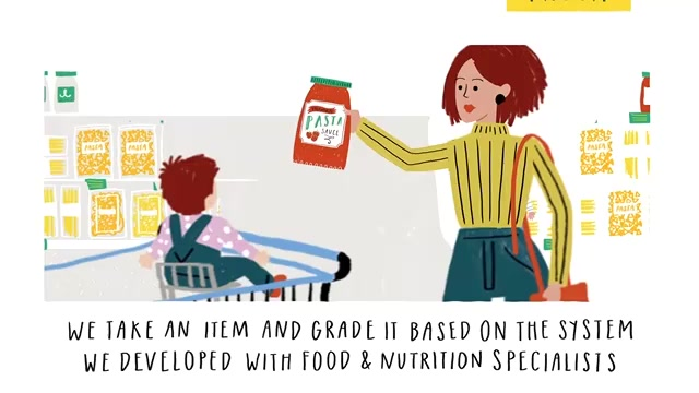 Animation for Hannaford Supermarkets & John Brown Media US. Animated by Mariana Lopez