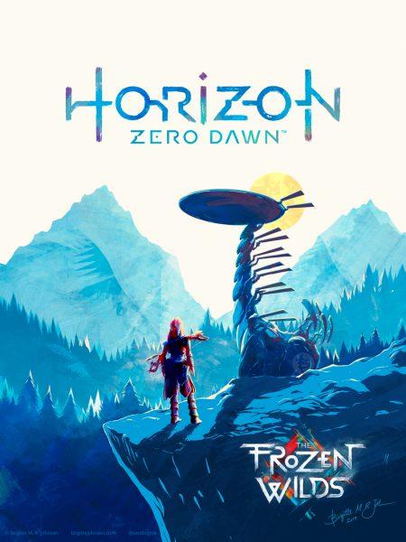 Horizon Zero Dawn - The Frozen Wilds