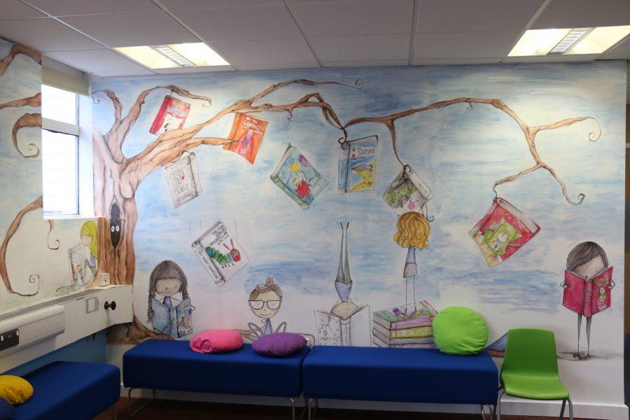 Grange Farm Library 1