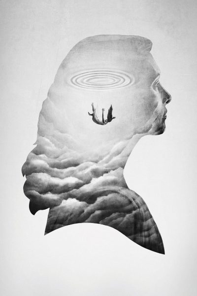 Maia's Morning Malaise - Poster by JULINU (Julian Mallia)
