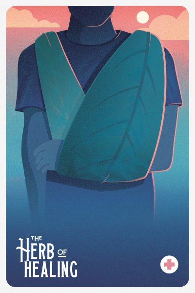 The_Herb_of_Healing-Storytelling_Cards-Julinu-Julian_Mallia