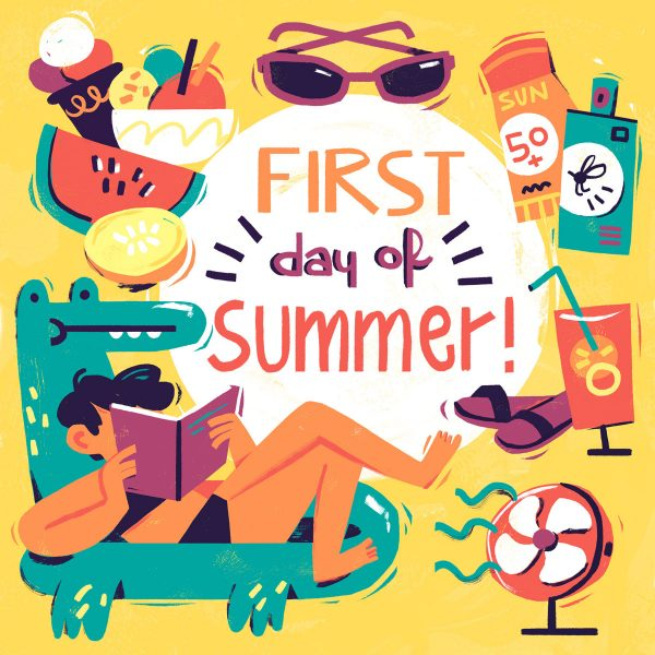 First day of summer