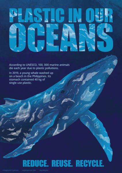 Plastics in our oceans