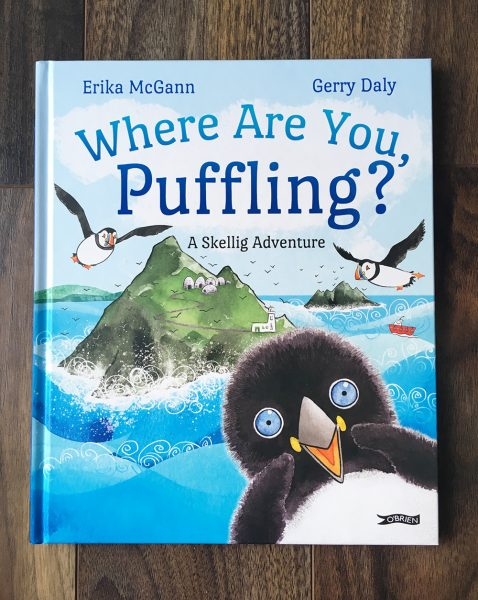 'Where Are You, Puffling?' - front cover