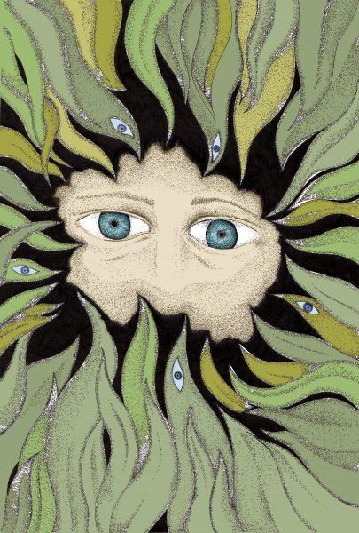 Magic Plants book