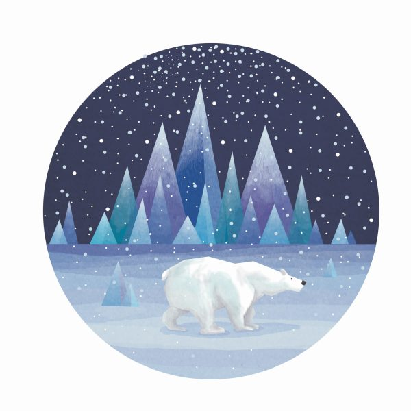 Winterland - Polar Bear