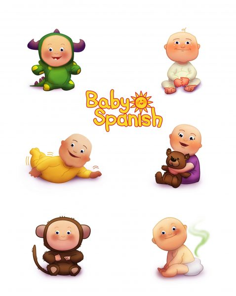 Baby Spanish Flashcards