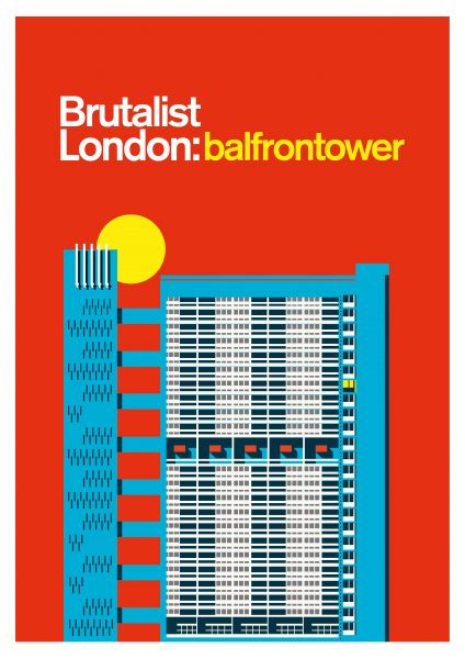 Brutalist London, The Balfron Tower