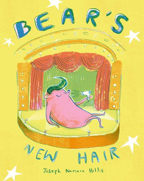 Bears New Hair cover