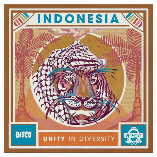 Indonesia The Tiger