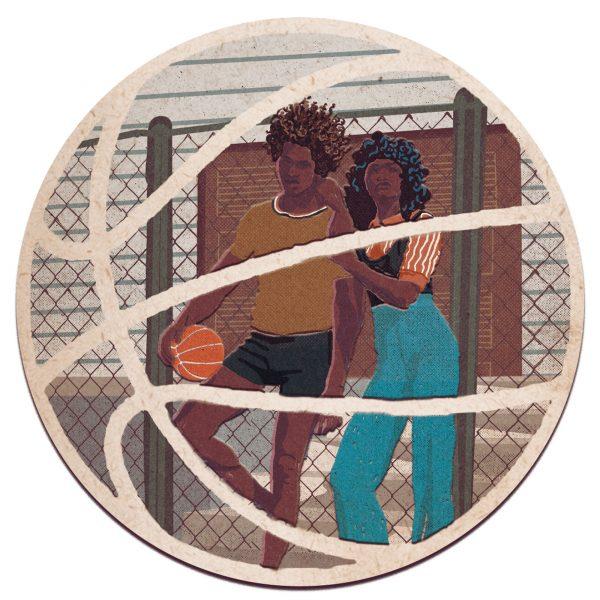 New York and Basketball.