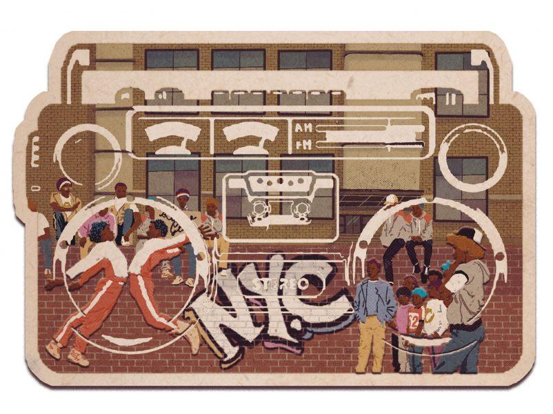 Hip Hop. NYC.