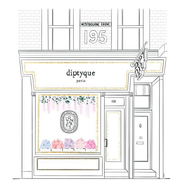 Diptyque Westbourne Grove