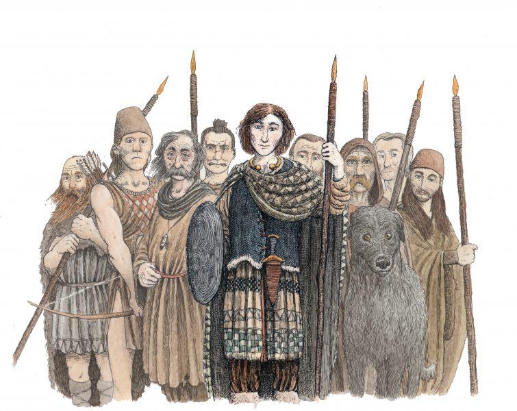Fianna, warrior band
