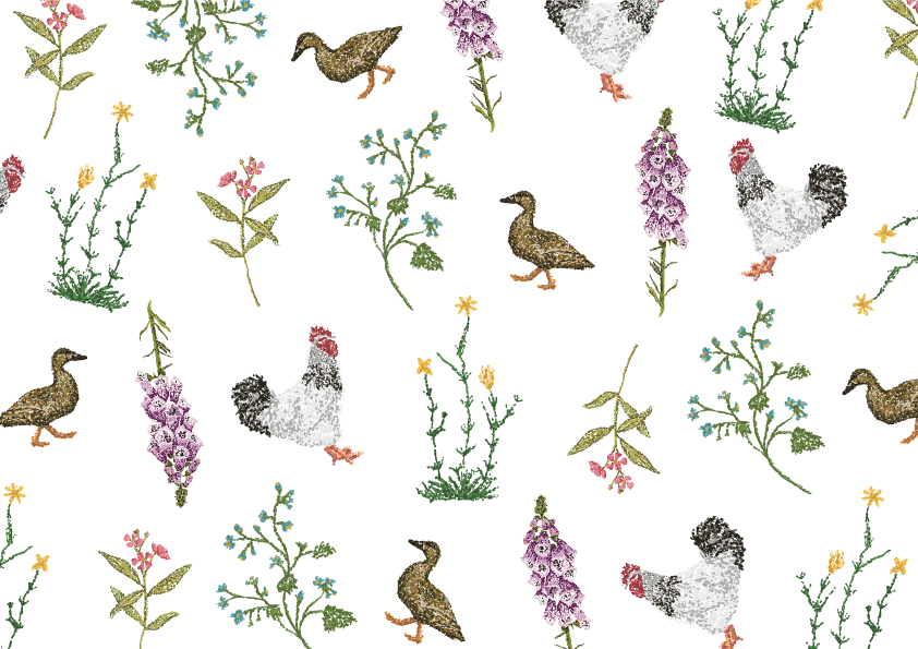 Country Pattern