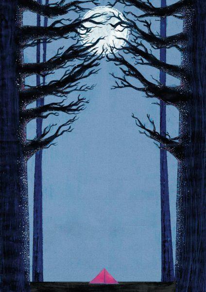 Rest in the Dark Woods