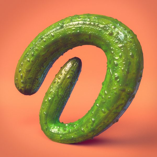 D is for Dill Pickle