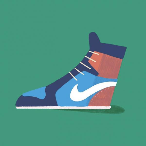 Nike Hi-Top