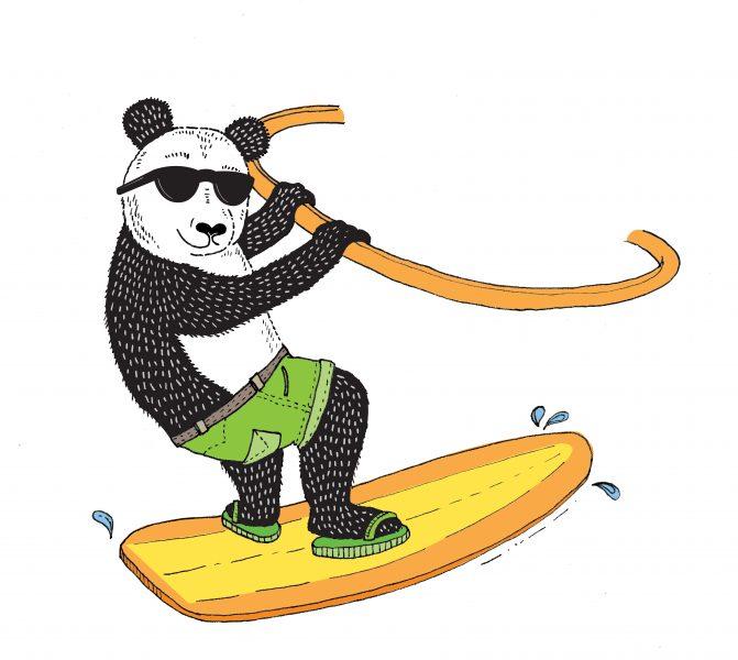 OddPops panda