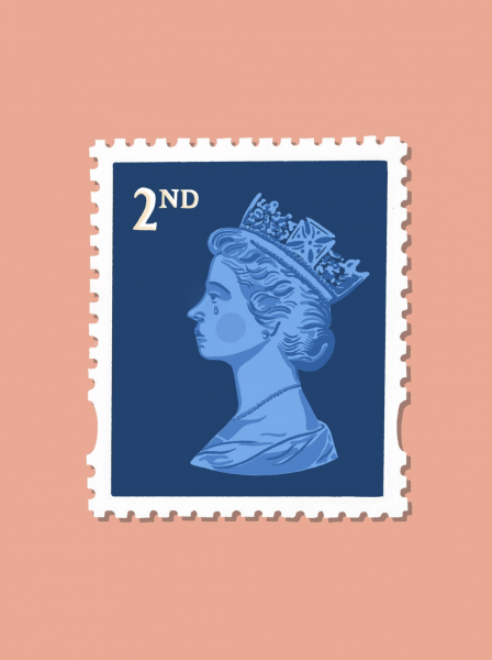 QueenStamp