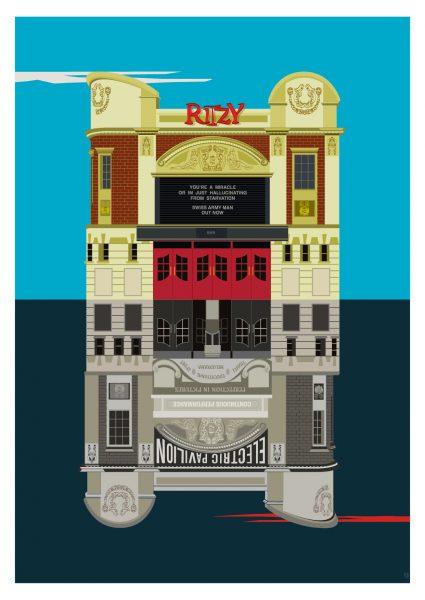 Ritzy Cinema x Electric Pavilion