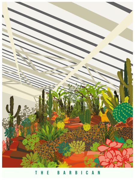 It's always sunny at the Barbican Conservatory