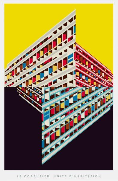 Le Corbusier's Unité d'habitation