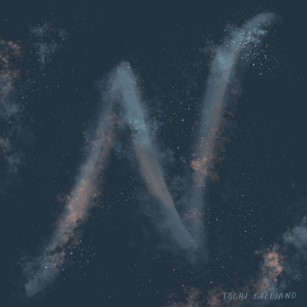 N is for Nebula