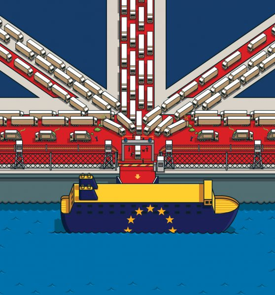 Brexit Port