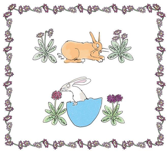 Easter motifs