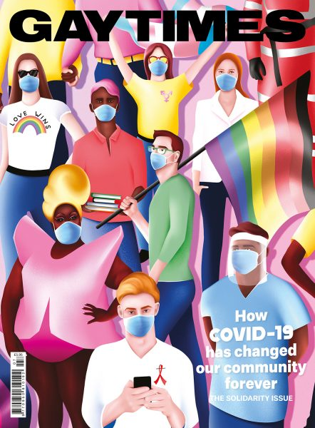 Gay Times Cover