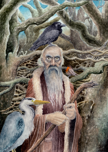 The Hobbit - Radagast