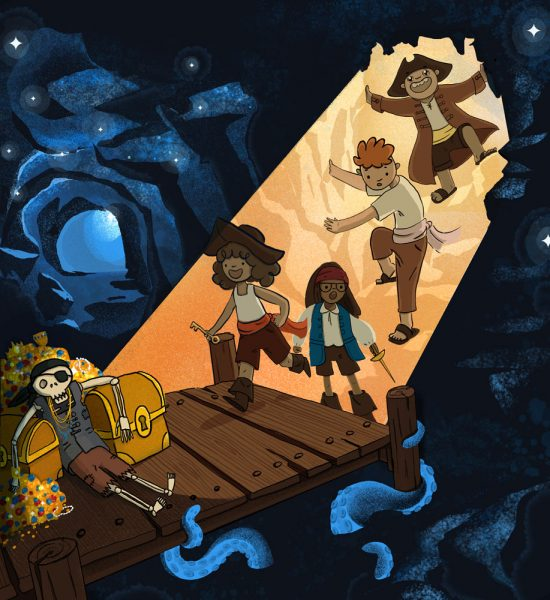 Adventure Camp: Pirates