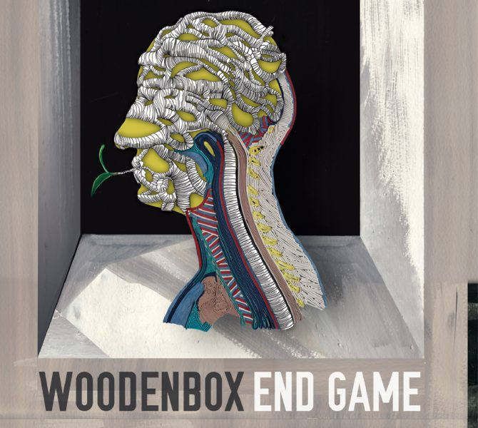 Album artwork for End Game by Woodenbox