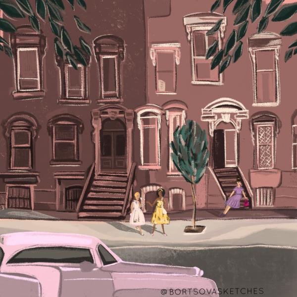 50s NYC