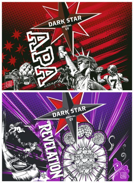 Dark Star - lon chan