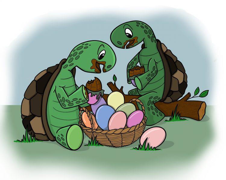 Easter-Turtles