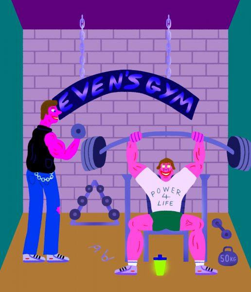 Evens Gym