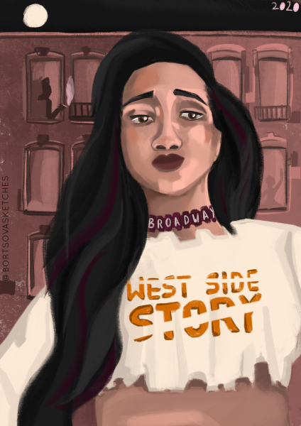 West Side Story 2020 poster